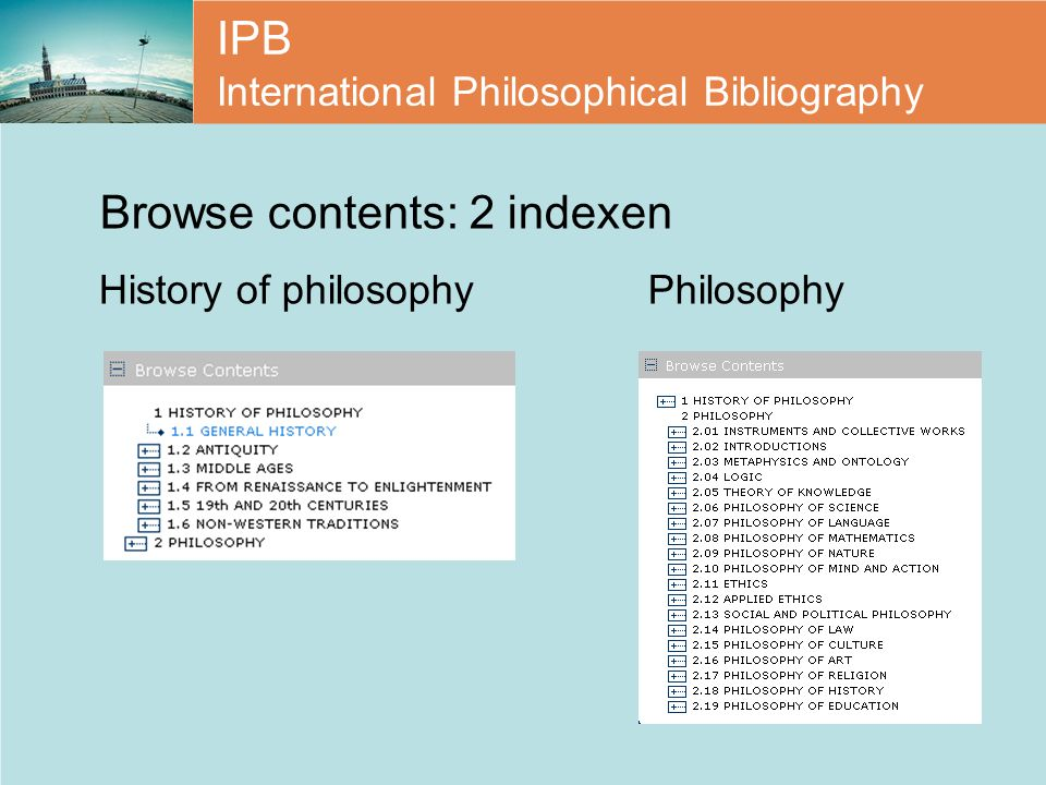 IPB International Philosophical Bibliography
