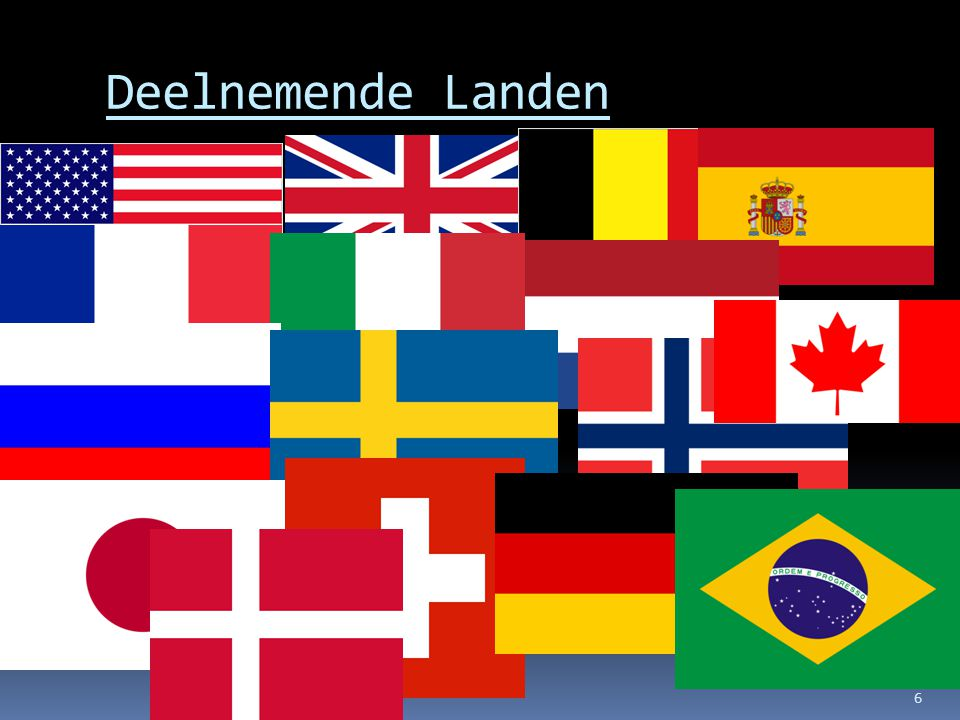 Deelnemende Landen