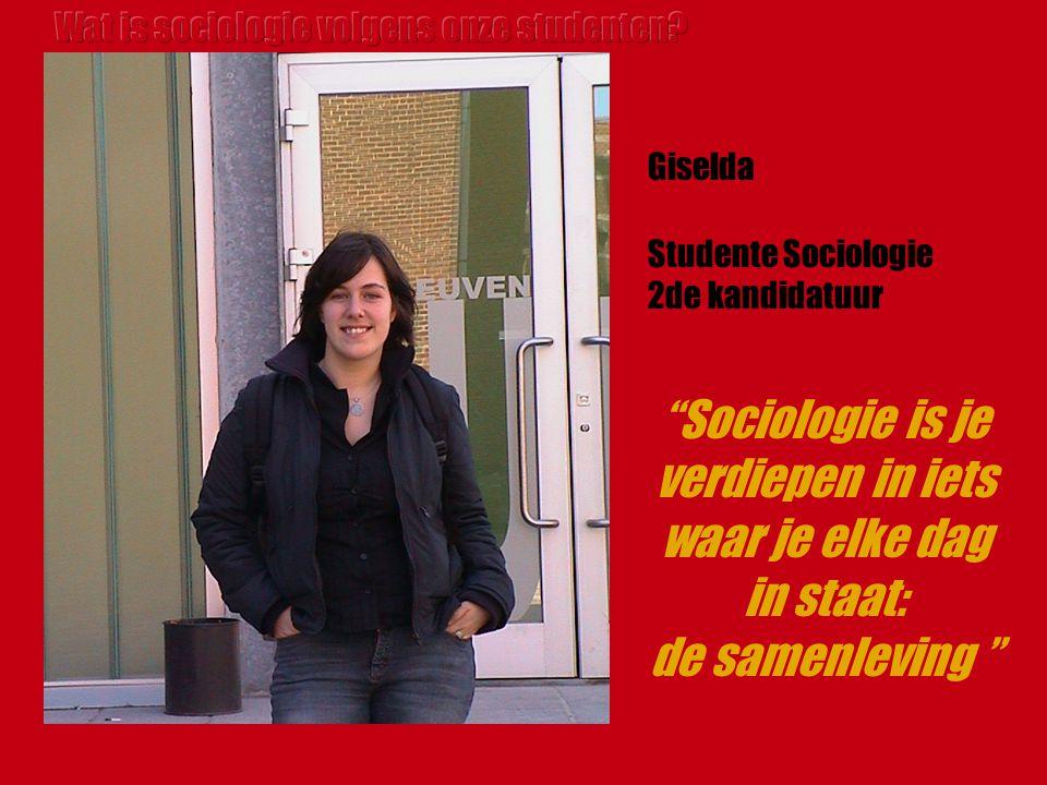 Wat is sociologie volgens onze studenten