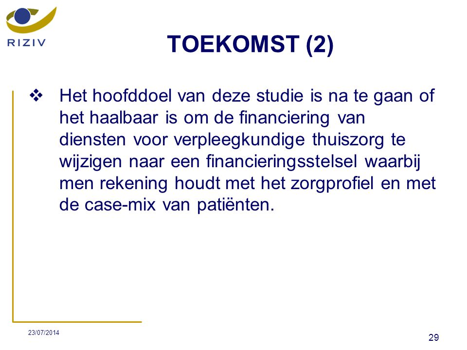 TOEKOMST (2)