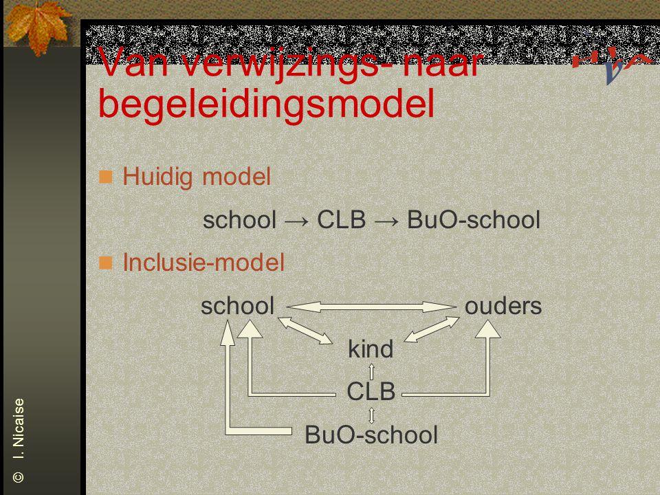 Van verwijzings- naar begeleidingsmodel