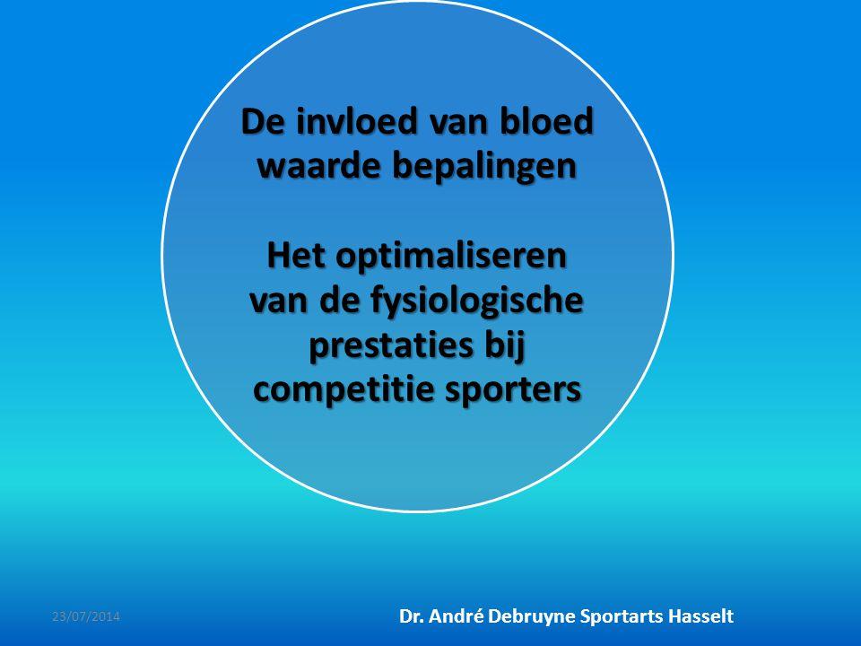 Dr. André Debruyne Sportarts Hasselt