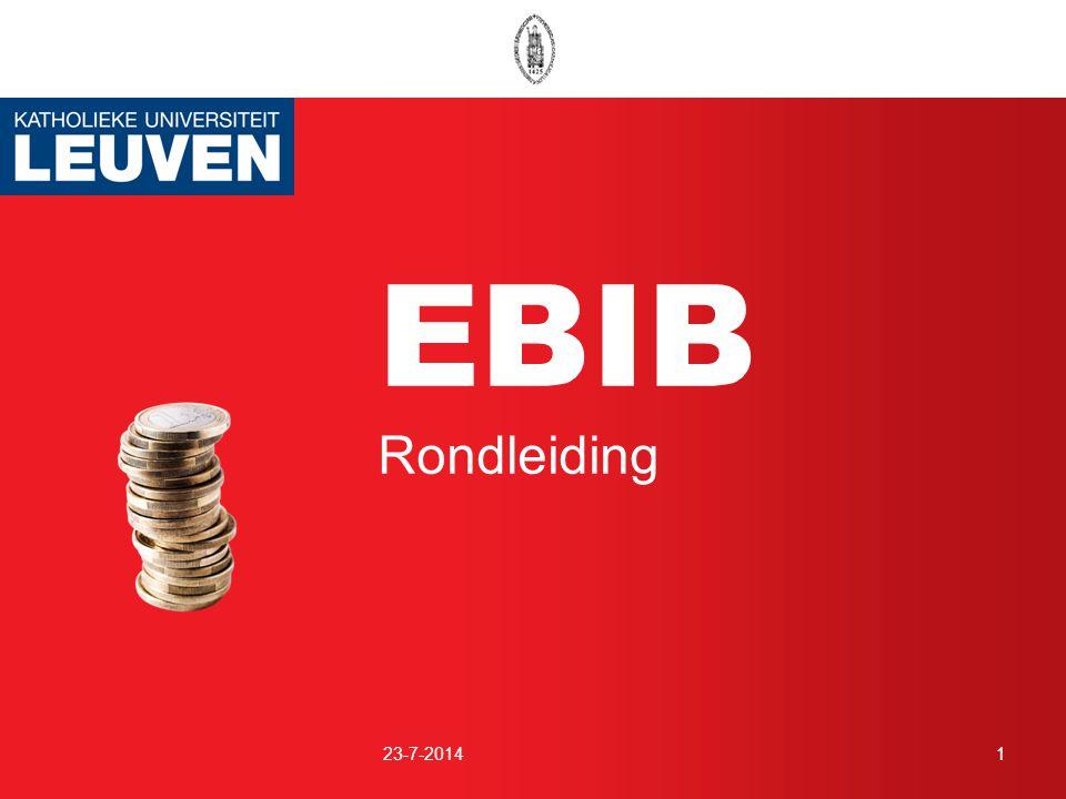 EBIB Rondleiding 4-4-2017