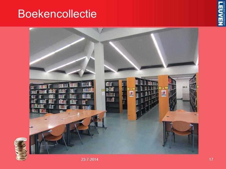 Boekencollectie 4-4-2017