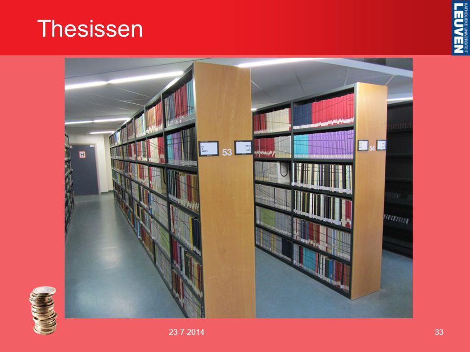 Thesissen 4-4-2017