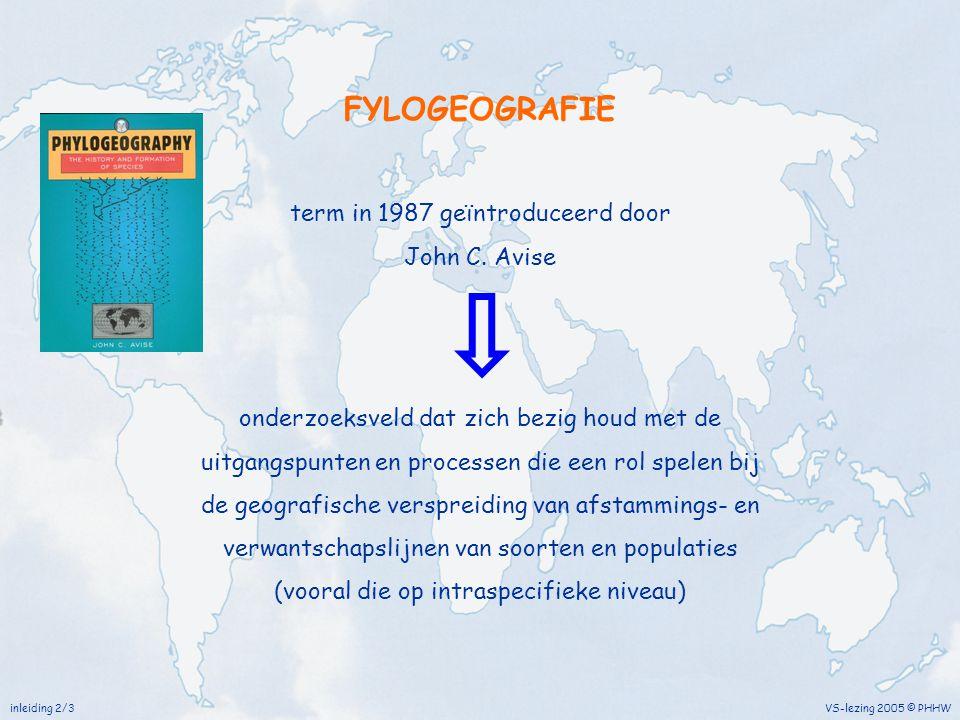 term in 1987 geïntroduceerd door