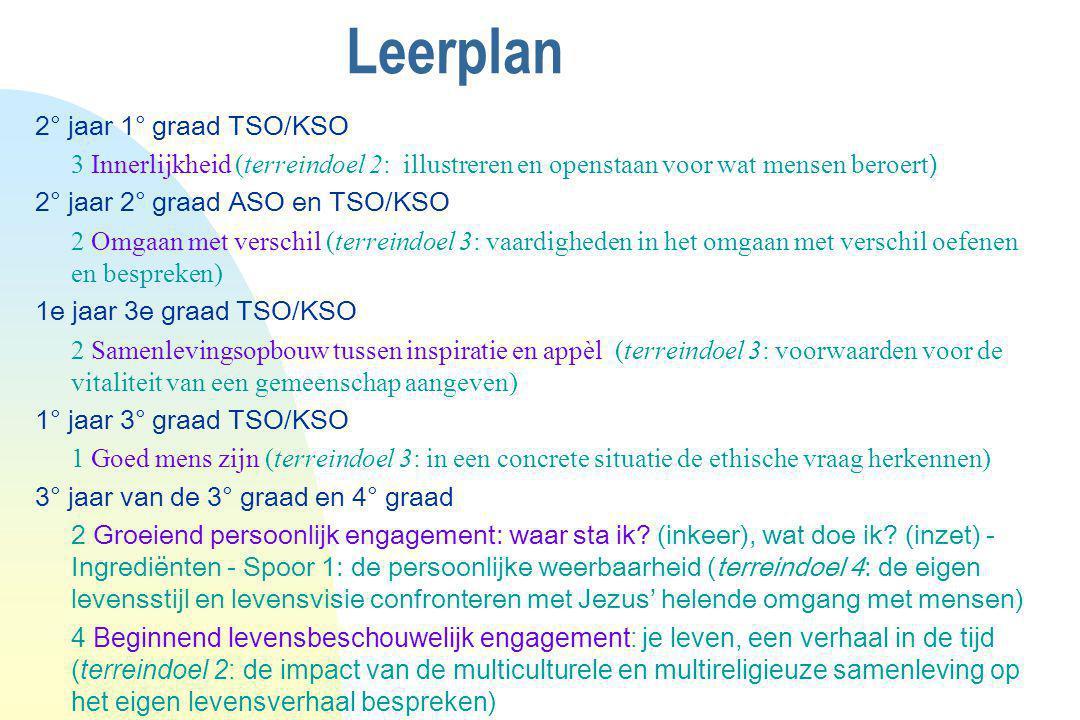 Leerplan