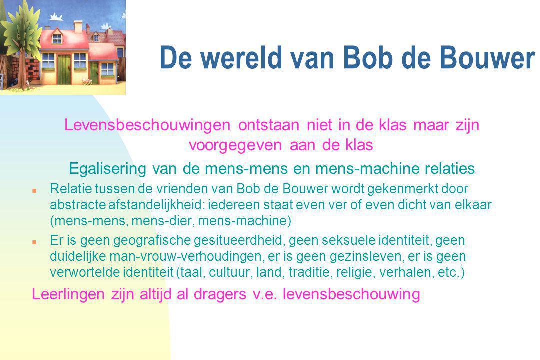 De wereld van Bob de Bouwer