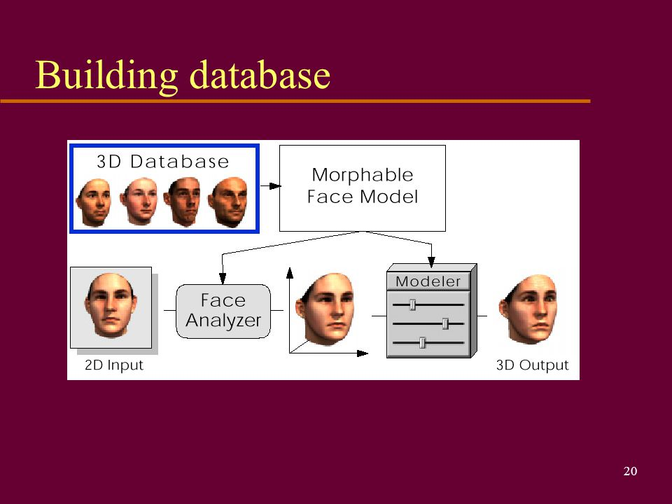 Building database