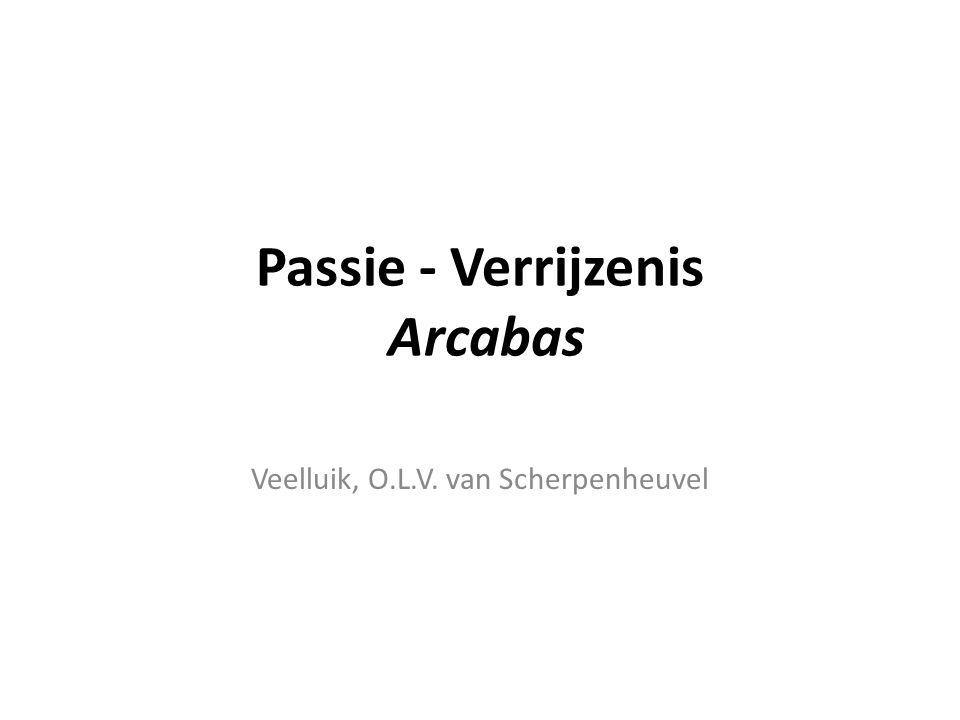 Passie - Verrijzenis Arcabas