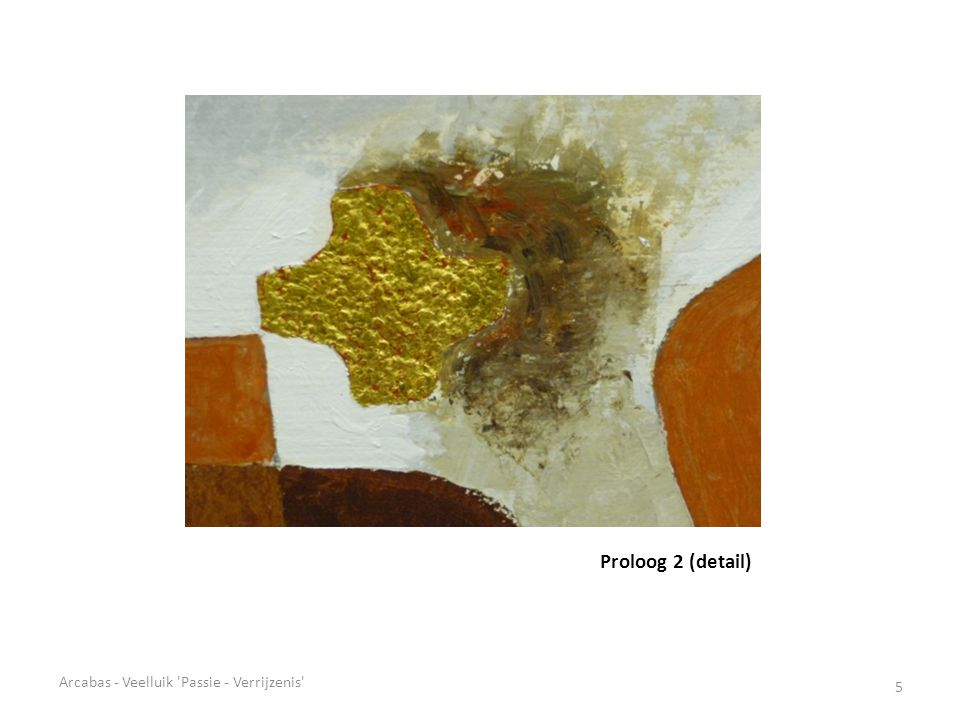 Proloog 2 (detail) Arcabas - Veelluik Passie - Verrijzenis