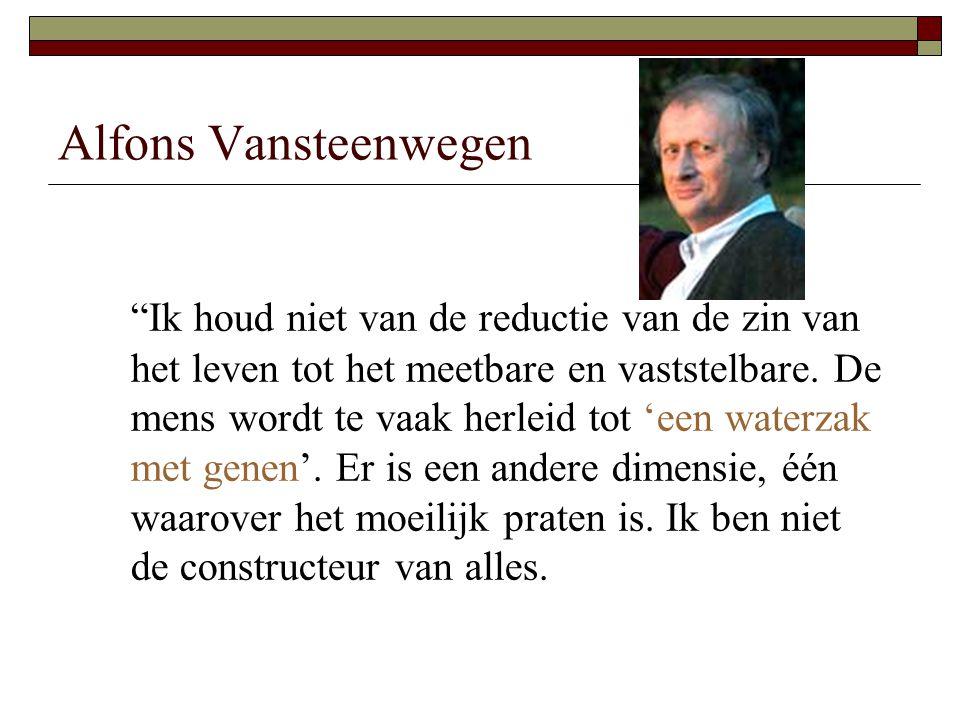 Alfons Vansteenwegen