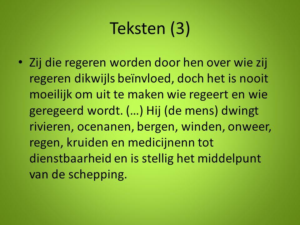 Teksten (3)