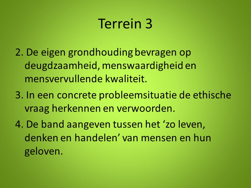 Terrein 3