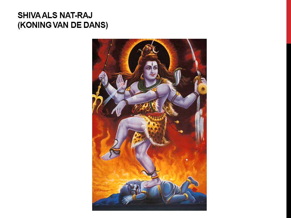 Shiva aLs Nat-raj (KONING VAN DE DANS)