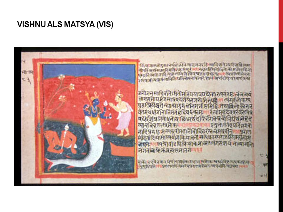 VISHNU ALS MATSYA (VIS)