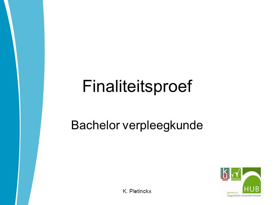 Bachelor verpleegkunde