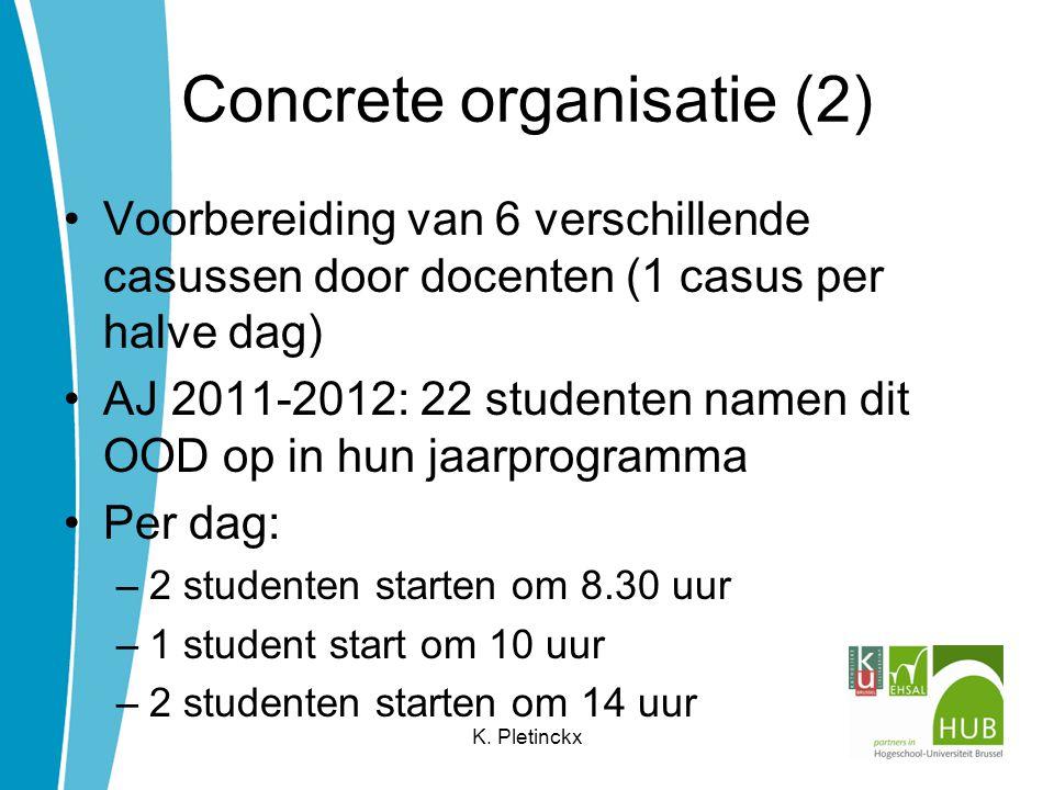 Concrete organisatie (2)