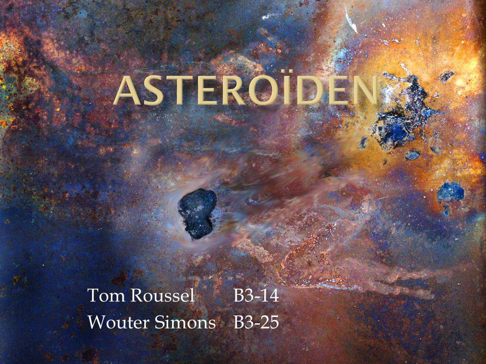 Tom Roussel B3-14 Wouter Simons B3-25