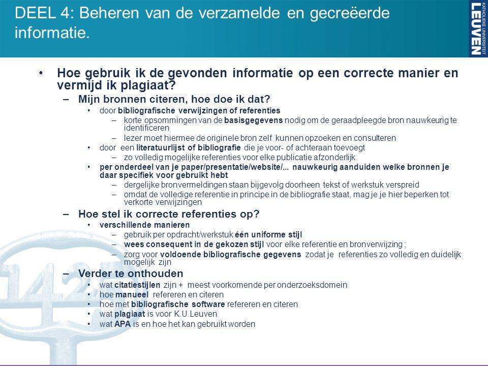Informatievaardigheden niveau 1 basis ppt video online download - Hoe te beheren ...