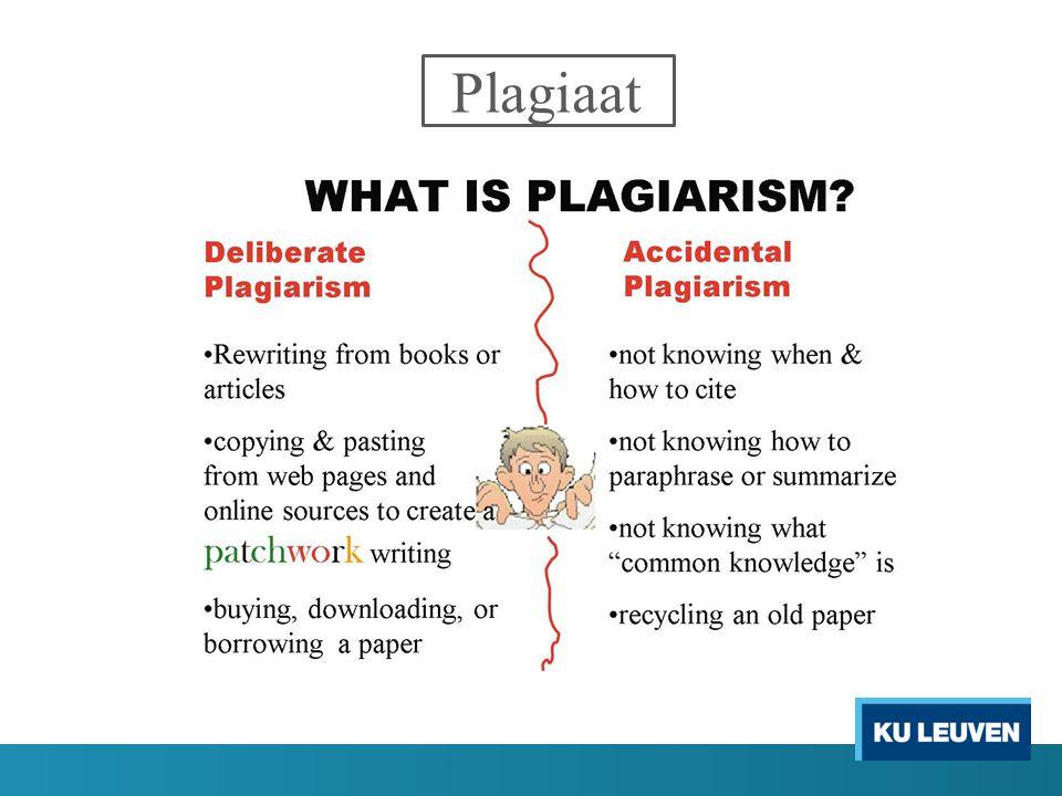 Plagiaat