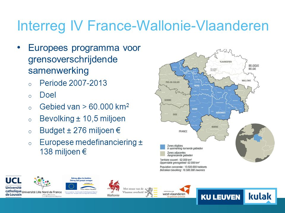Interreg IV France-Wallonie-Vlaanderen