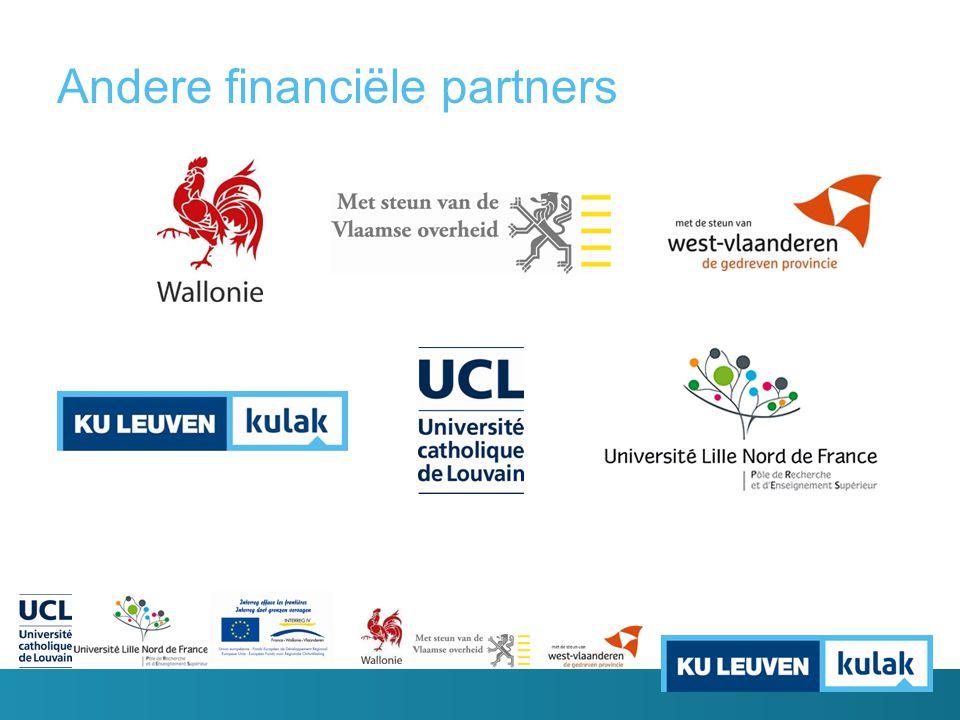 Andere financiële partners
