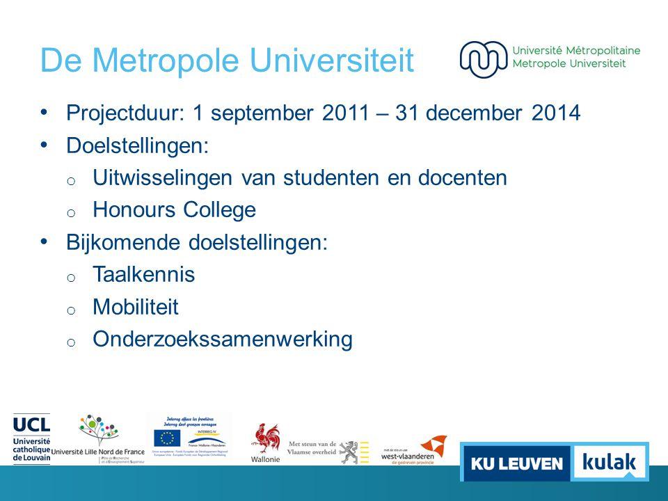De Metropole Universiteit