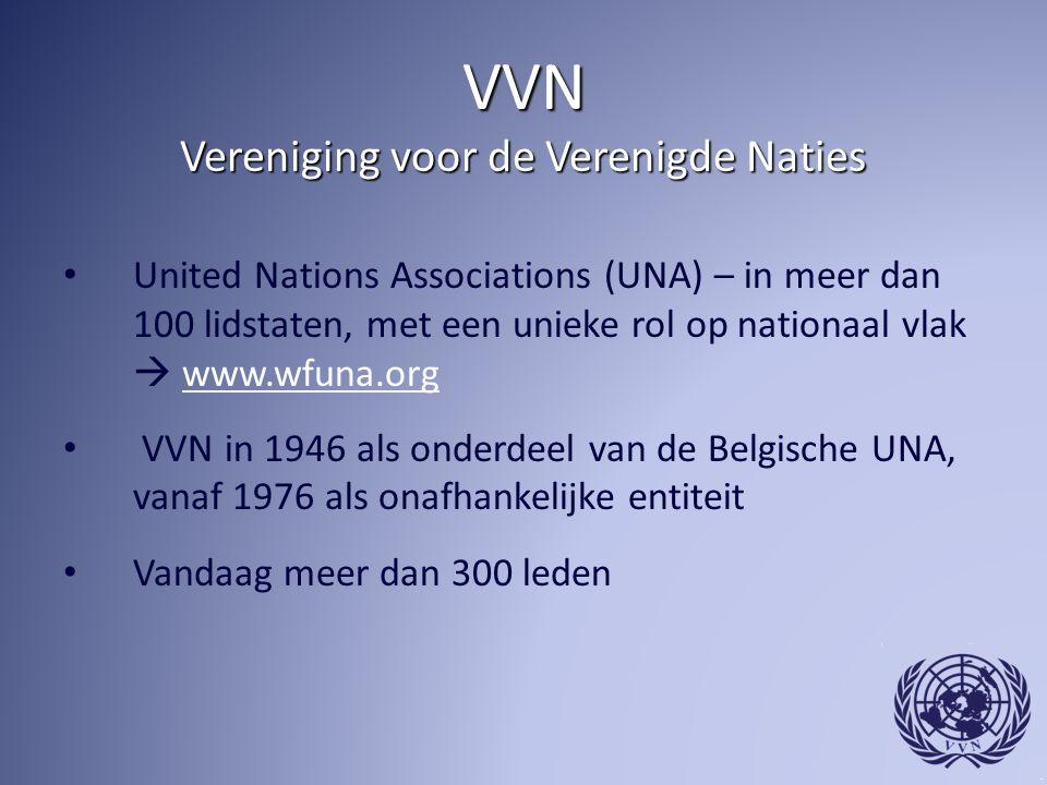 VVN Vereniging voor de Verenigde Naties