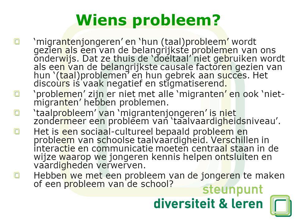 Wiens probleem