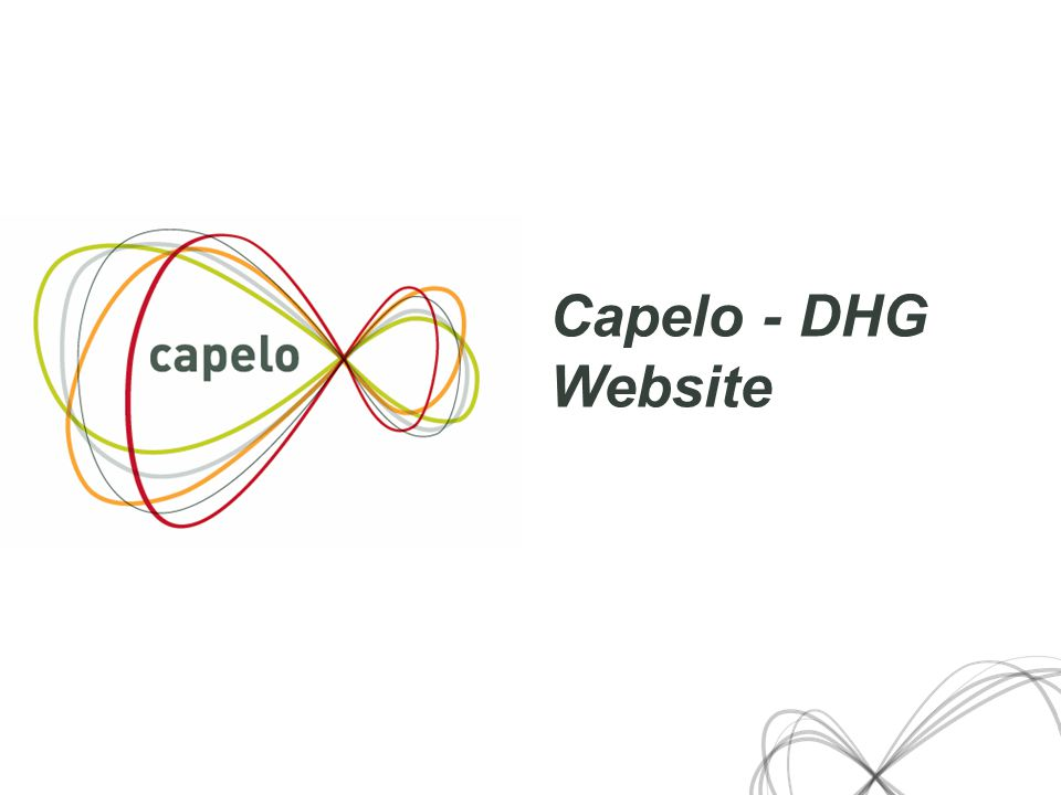 Capelo - DHG Website