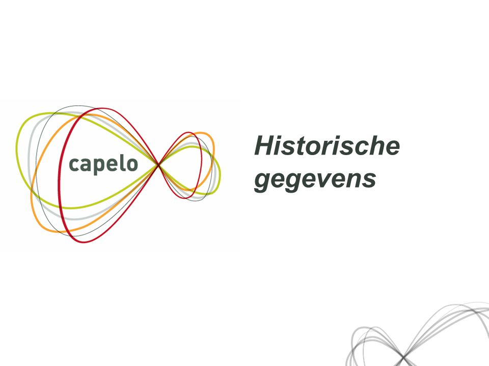 Historische gegevens