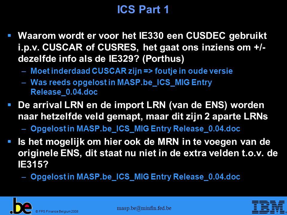 ICS Part 1