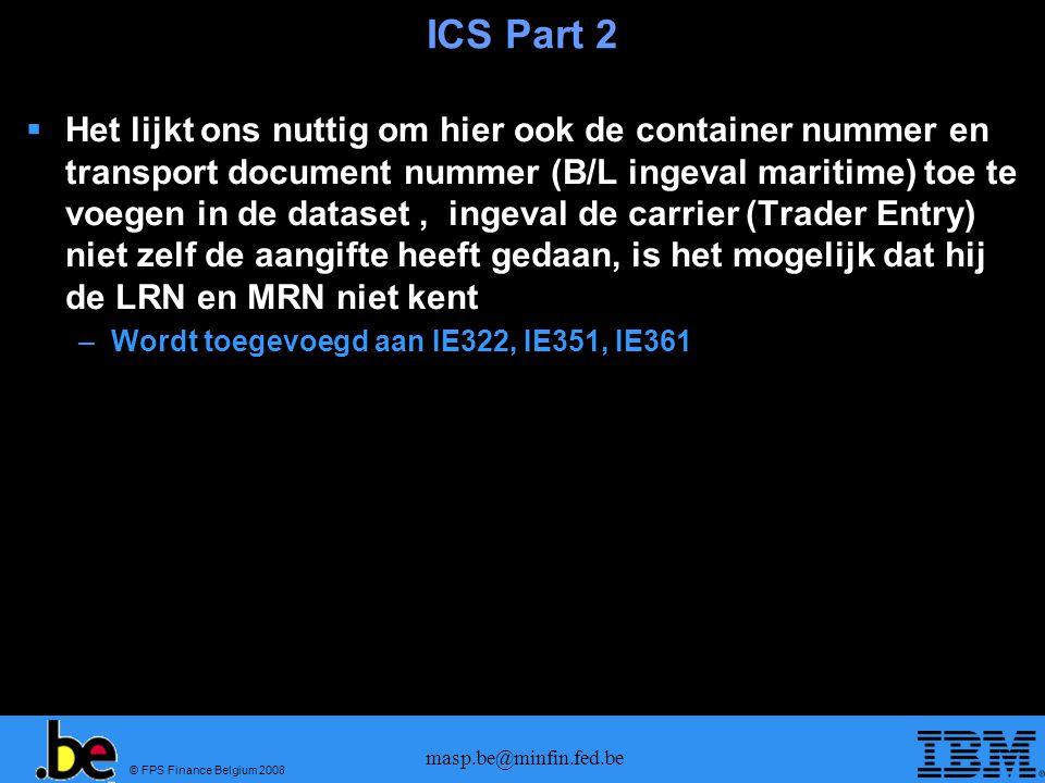 ICS Part 2