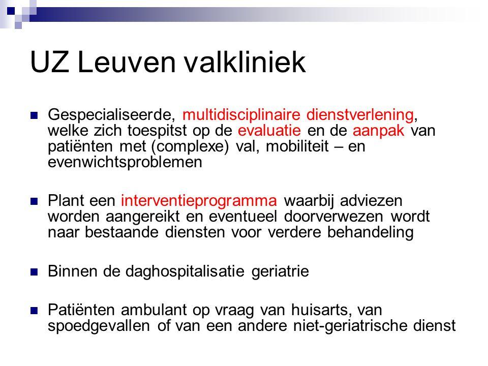 UZ Leuven valkliniek