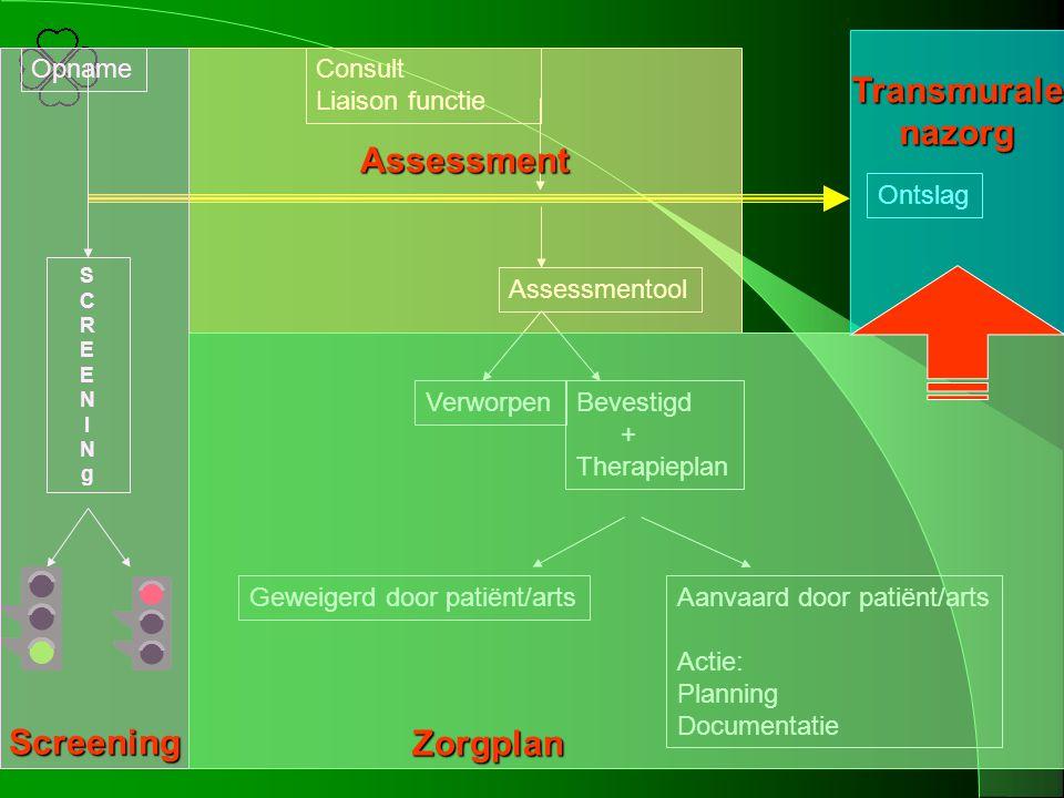 Transmurale nazorg Screening Assessment