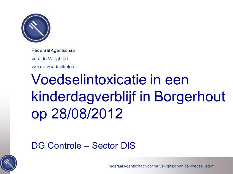 DG Controle – Sector DIS