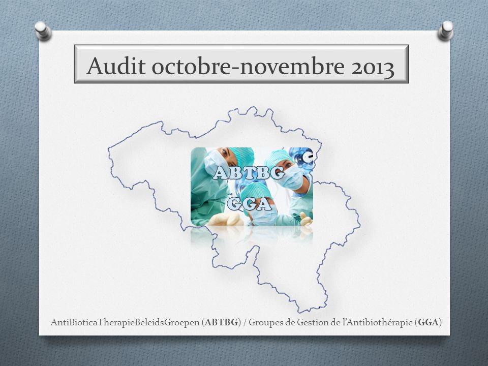 Audit octobre-novembre 2013