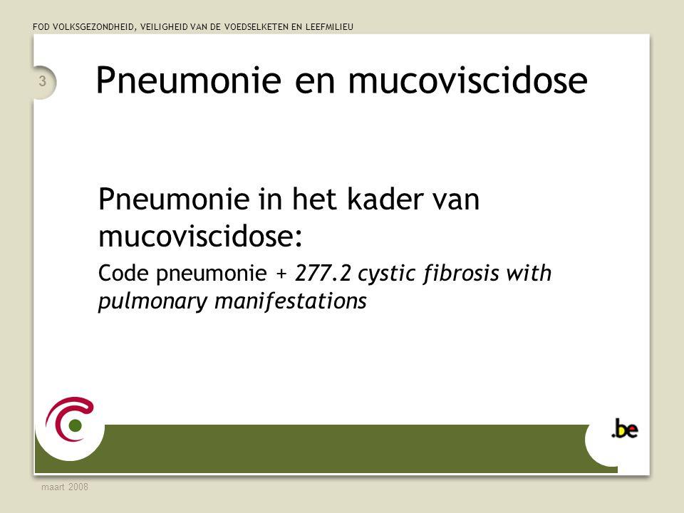 Pneumonie en mucoviscidose