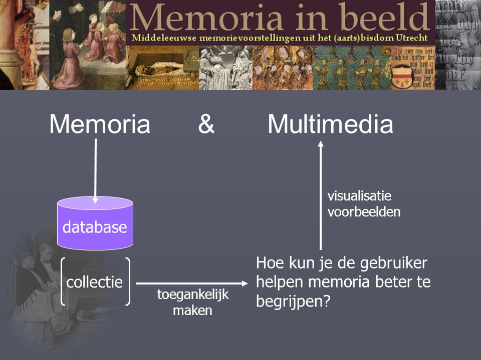 Memoria & Multimedia database