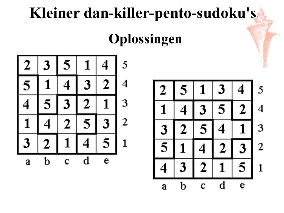 Kleiner dan-killer-pento-sudoku s.
