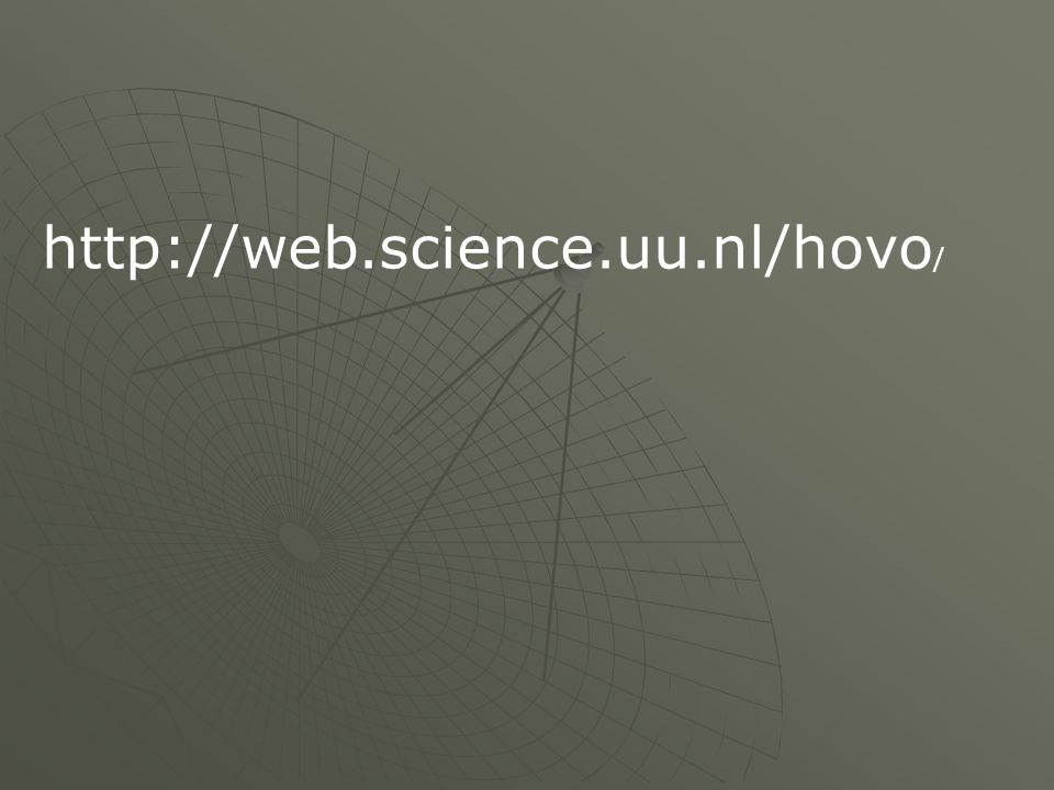 http://web.science.uu.nl/hovo/
