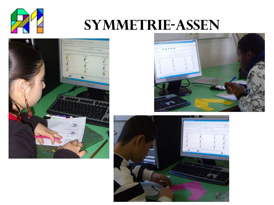 Symmetrie-assen