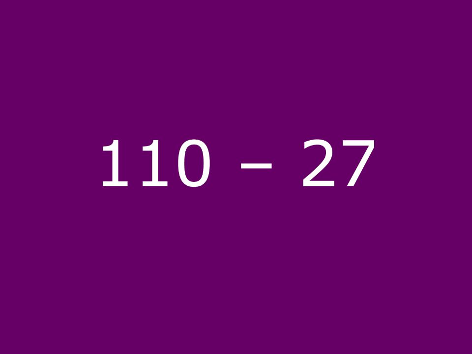 110 – 27