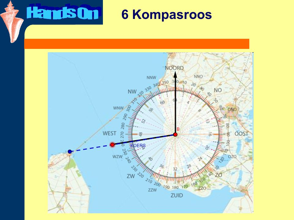 Hands On 6 Kompasroos