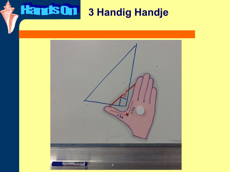 Hands On 3 Handig Handje