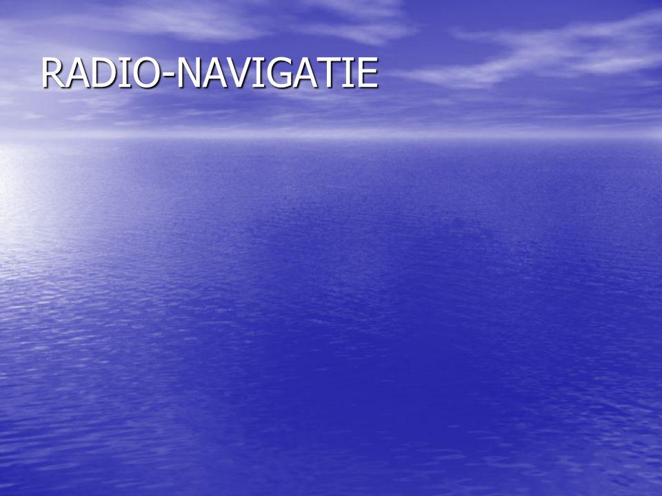 RADIO-NAVIGATIE