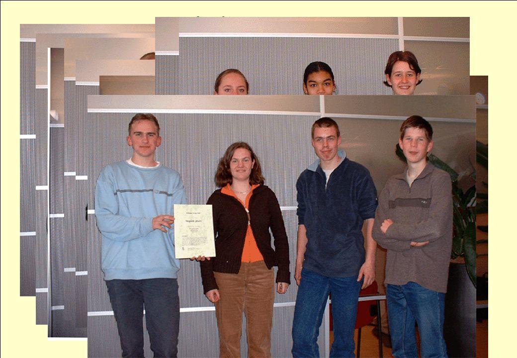 Winnaars • 28 maart 2003 • symposium Wim Groen • 1 + 1 = 2 en hoe nu verder • aad goddijn •