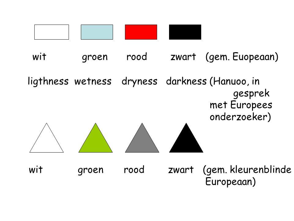 wit groen rood zwart (gem. Euopeaan)