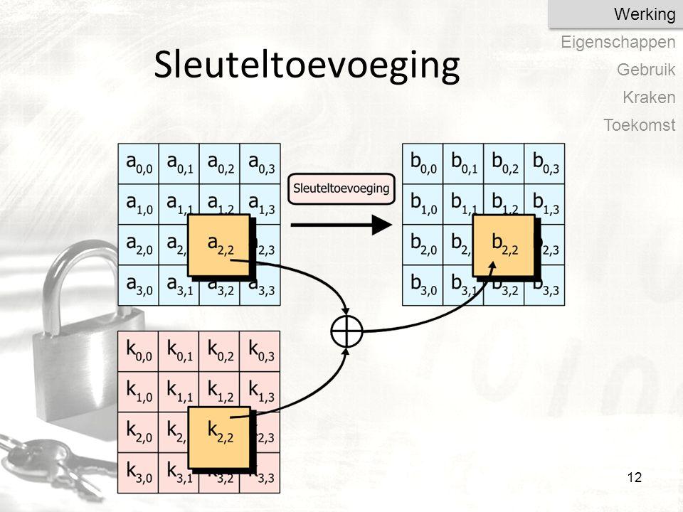 Werking Eigenschappen Gebruik Kraken Toekomst Sleuteltoevoeging